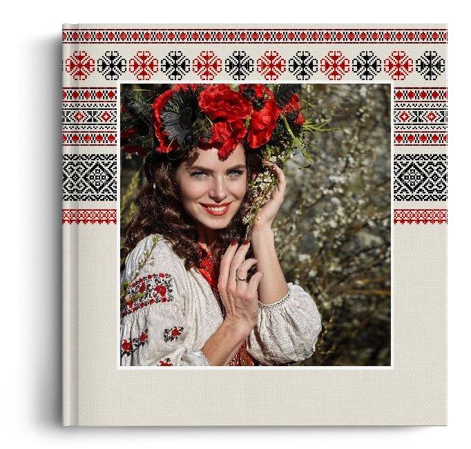 Fotocarte Motiv Traditional - Standard, coperta moale - Panoramic mic (21x14 cm)