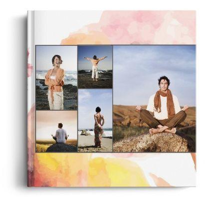 Album Foto Fotocarte Acuarele Format Patrat