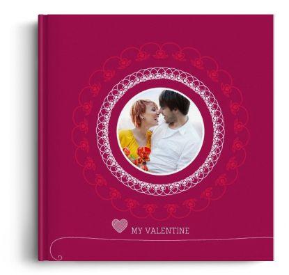 Album Foto Fotocarte My Valentine Format Patrat