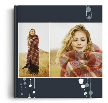 Album Foto Fotocarte Modern Simplicity Format Patrat